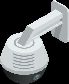 Охранное оборудование (сигнализация) - продажа и монтаж